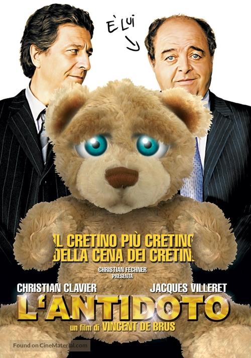 Antidote, L' - Italian Movie Poster