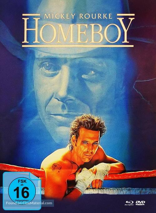 Homeboy - German Movie Cover