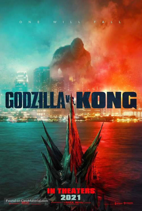 Godzilla vs. Kong - Movie Poster
