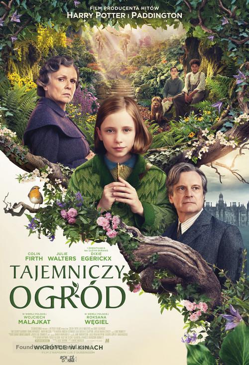The Secret Garden - Polish Movie Poster