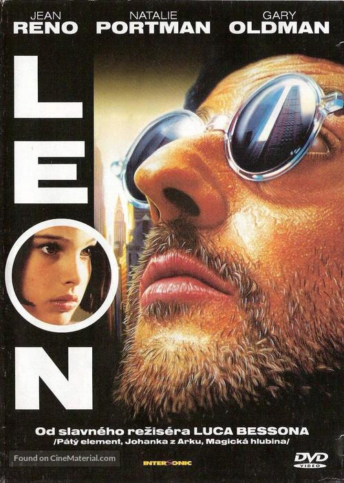 Léon - Czech Movie Cover