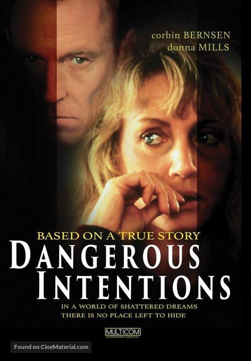 Dangerous Intentions - Movie Cover