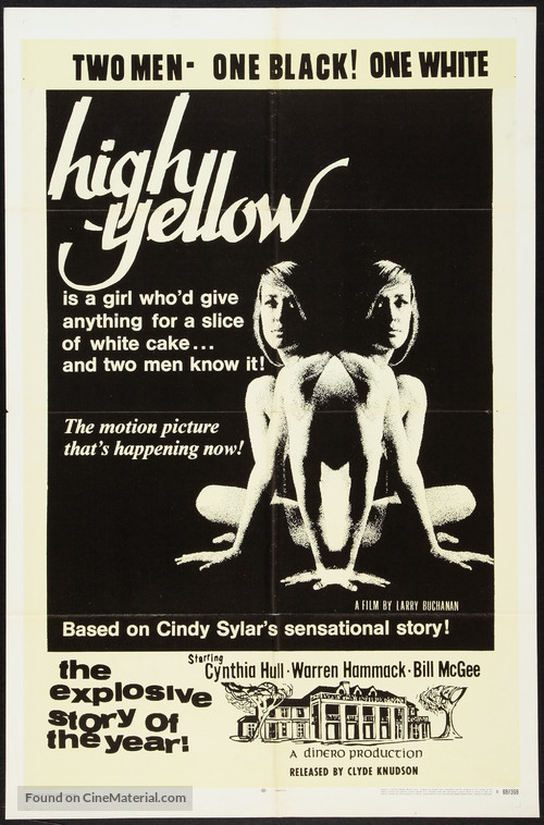 High Yellow - Movie Poster
