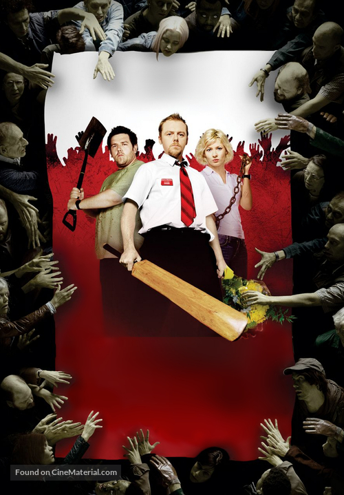 Shaun of the Dead - Key art