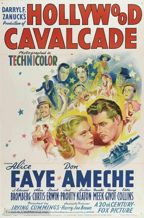 Hollywood Cavalcade - Movie Poster