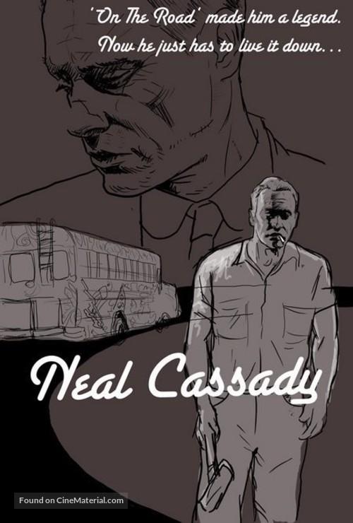Neal Cassady - DVD movie cover