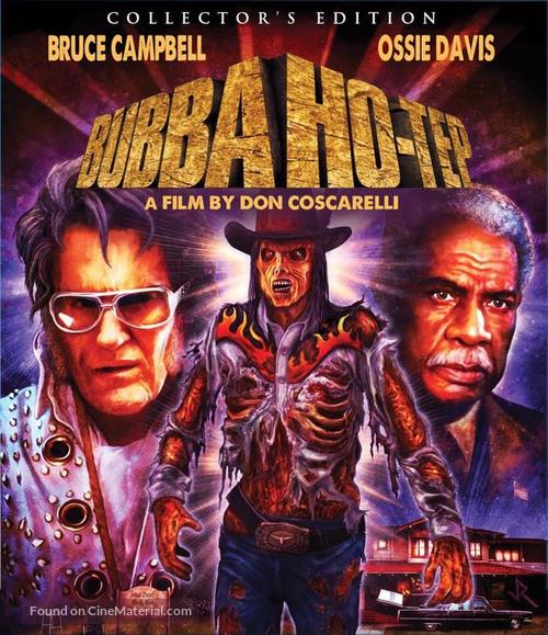 Bubba Ho-tep - Blu-Ray movie cover
