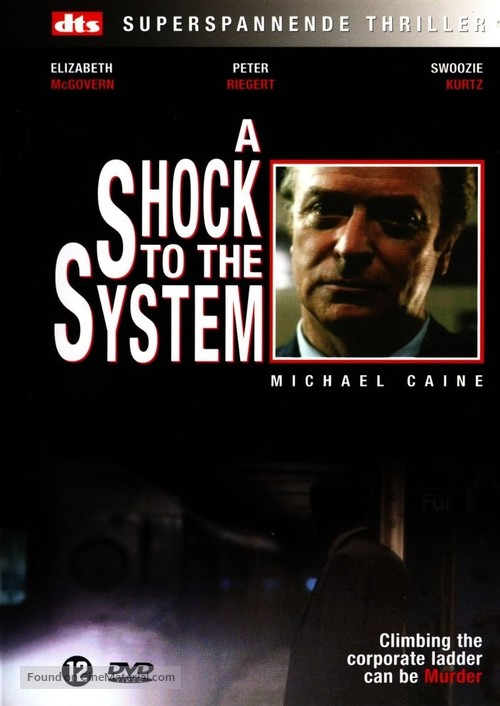 A Shock to the System - Dutch Movie Cover