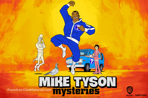 """""""Mike Tyson Mysteries"""" - Movie Poster"""
