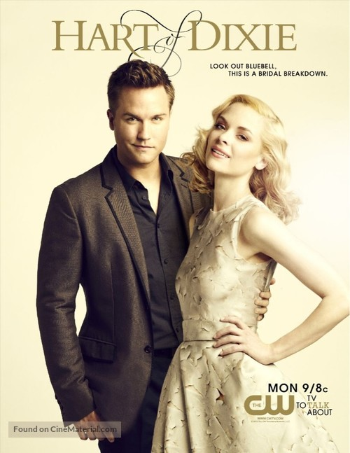 """""""Hart of Dixie"""" - Movie Poster"""