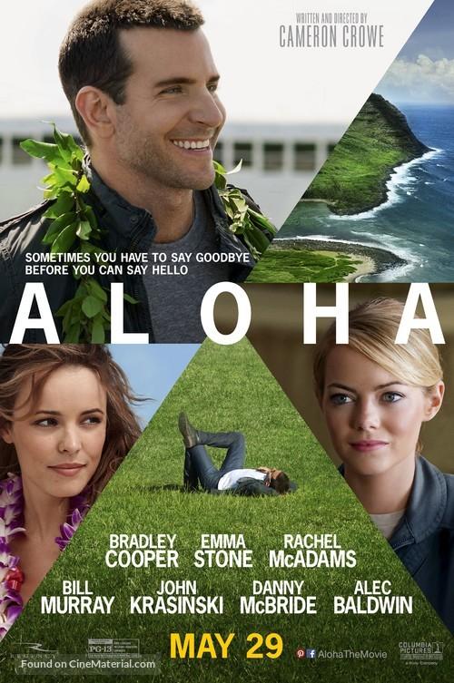 Aloha - Movie Poster