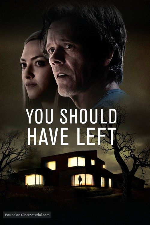 You Should Have Left - Movie Cover
