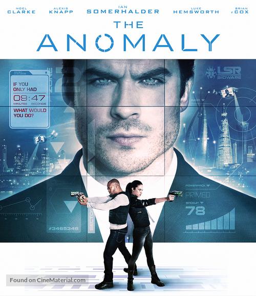 The Anomaly - Italian Movie Cover