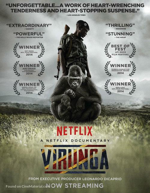 Virunga - Movie Poster