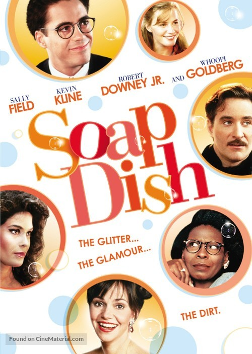 Soapdish - Movie Cover