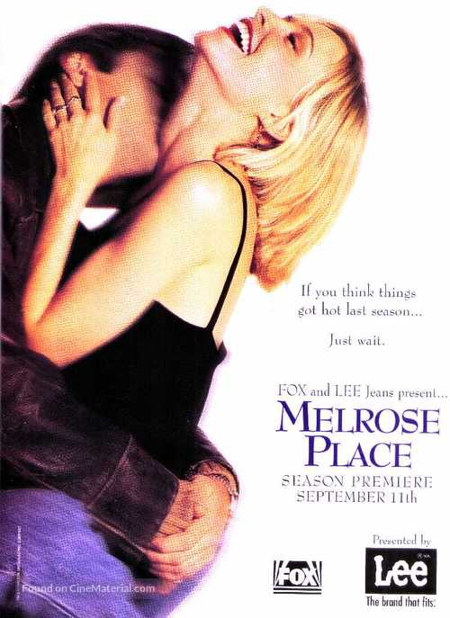 """Melrose Place"" - Movie Poster"