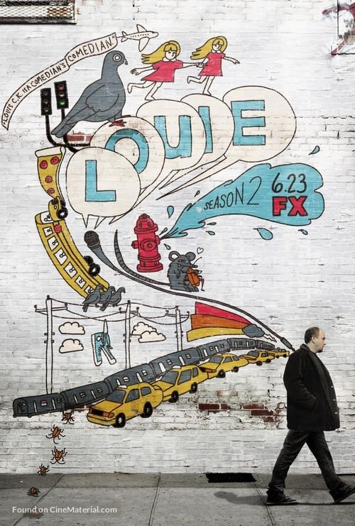 """""""Louie"""" - Movie Poster"""
