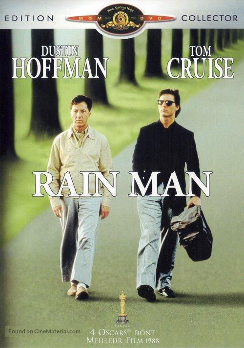 Rain Man - French DVD movie cover