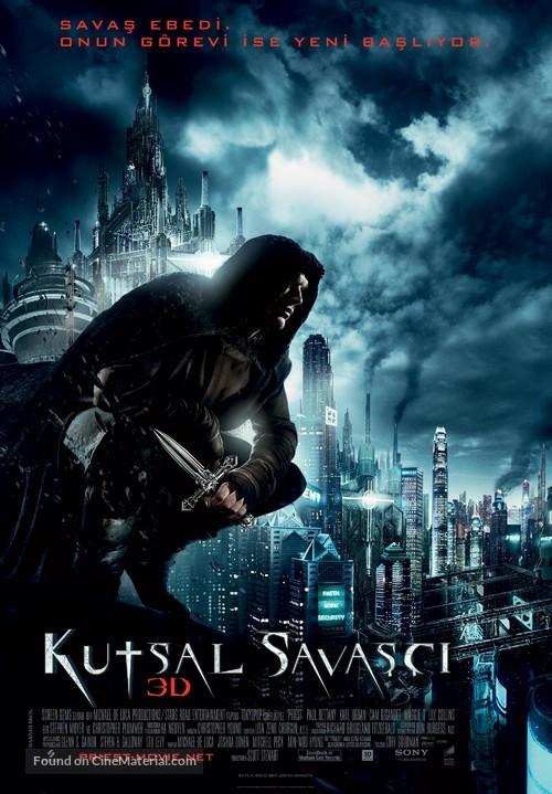 Priest - Turkish Movie Poster