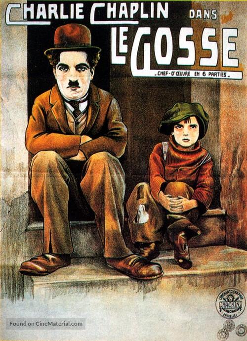 The Kid - Belgian Movie Poster