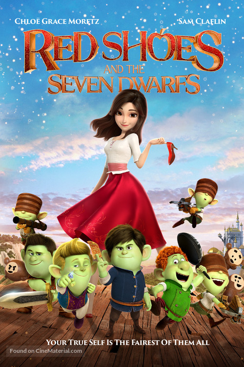 Red Shoes & the 7 Dwarfs - Movie Cover