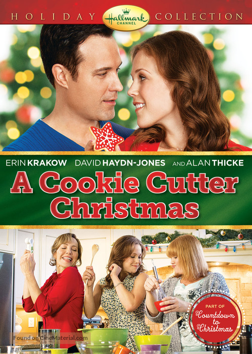 A Cookie Cutter Christmas - Movie Cover