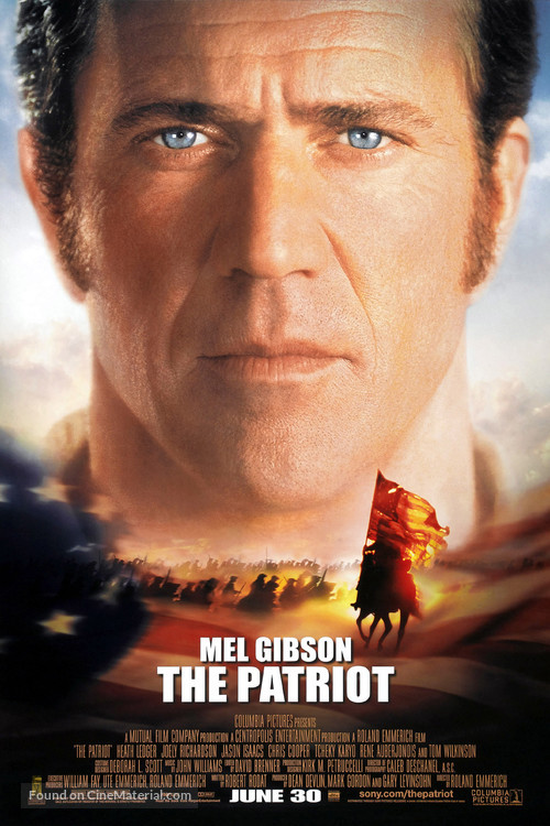 The Patriot - Movie Poster