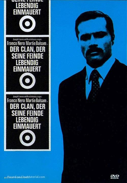 Confessione di un commissario di polizia al procuratore della repubblica - German DVD movie cover