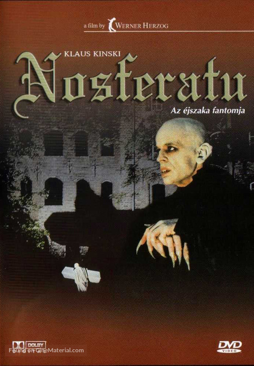 nosferatu analysis essay Essays and criticism on bram stoker's dracula dracula, bram stoker - essay [in the following essay, seed provides a stylistic analysis of dracula.