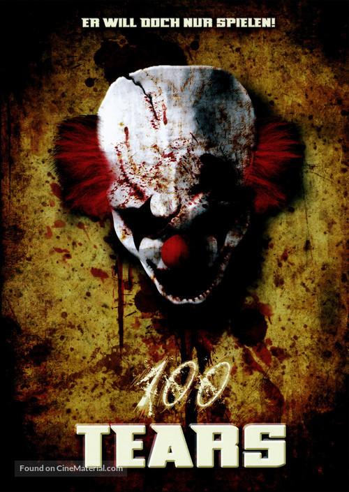 100 Tears - German Movie Poster