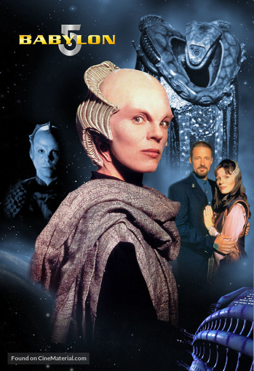 """Babylon 5"" - Movie Poster"
