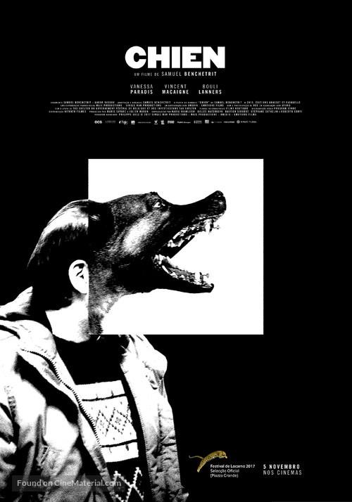 Chien - Portuguese Movie Poster