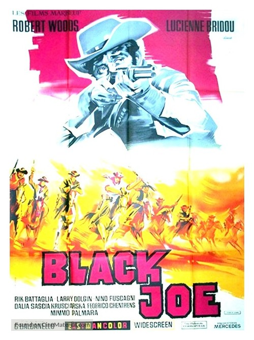 Black Jack - French Movie Poster