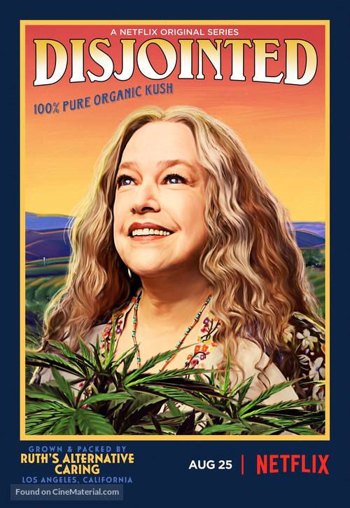 """Disjointed"" - Movie Poster"