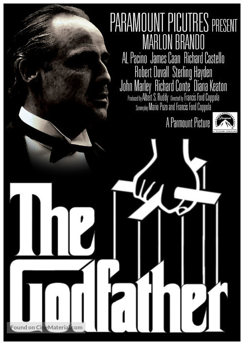 The Godfather - poster