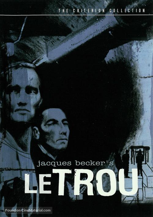 Le trou - DVD movie cover