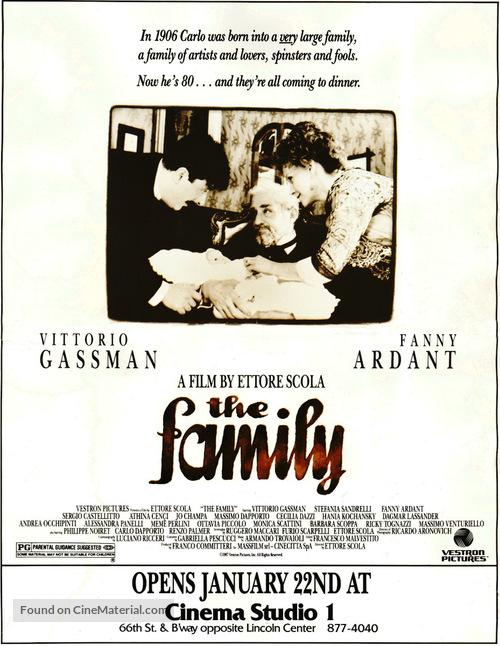 La famiglia - Movie Poster