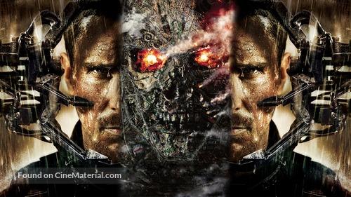 Terminator Salvation 2009 Key Art