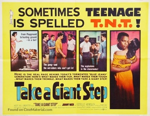 Take a Giant Step - Movie Poster