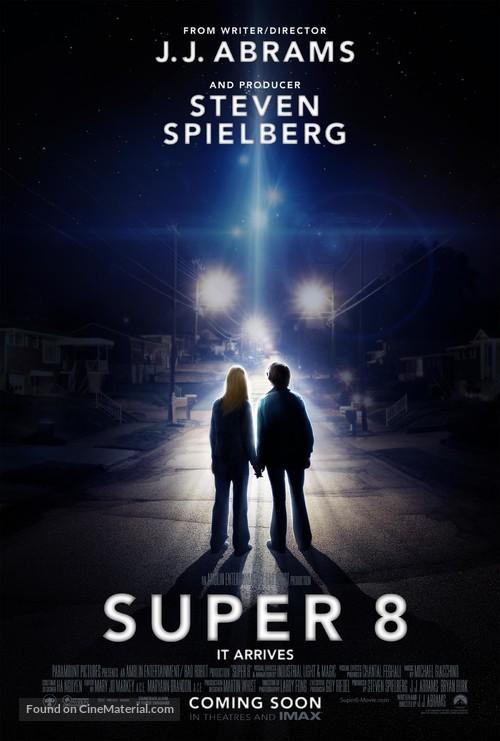 Super 8 - Teaser poster