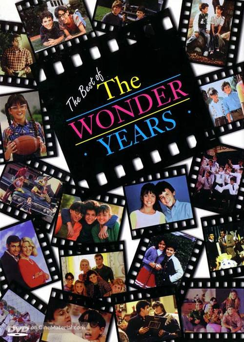 """The Wonder Years"" - DVD cover"