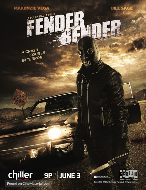Fender Bender - Movie Poster