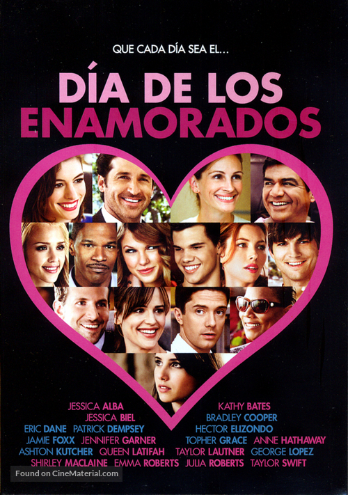 Valentine's Day - Argentinian Movie Cover