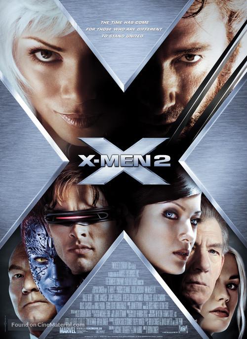 X2 - Danish Movie Poster