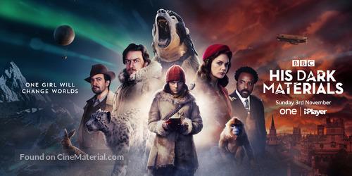 """His Dark Materials"" - British Movie Poster"