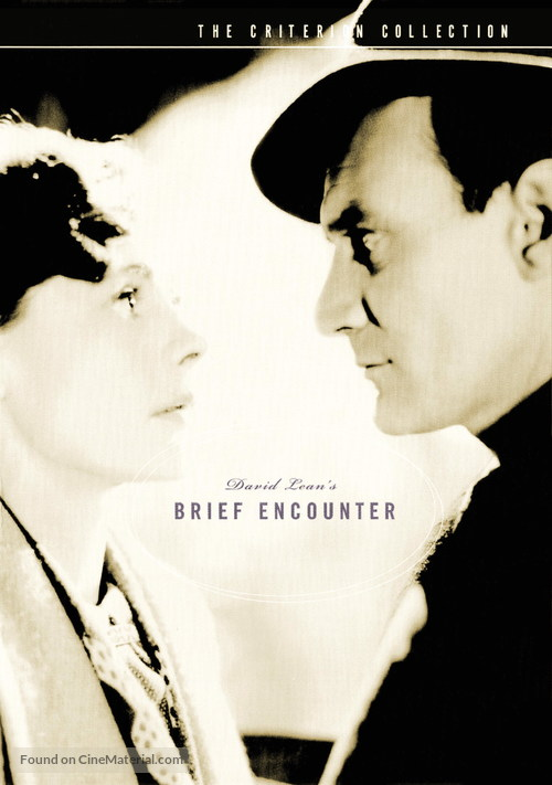 Brief Encounter - DVD movie cover