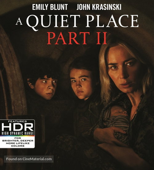 A Quiet Place: Part II - Movie Cover