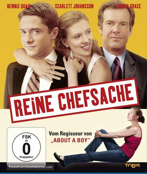 In Good Company - German Movie Cover