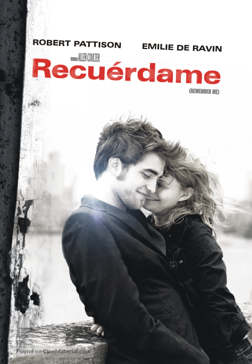 Remember Me - Argentinian Movie Cover