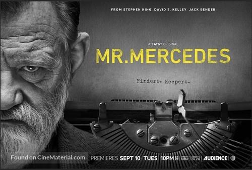 """""""Mr. Mercedes"""" - Movie Poster"""